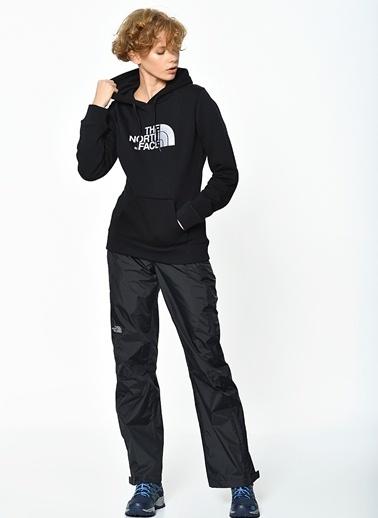 The North Face - W Drew Peak Pullover Hoodie Bayan Sweat Shirt (Fw17) Siyah